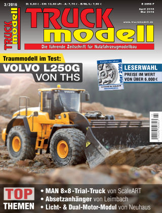 TruckModell 03/2016