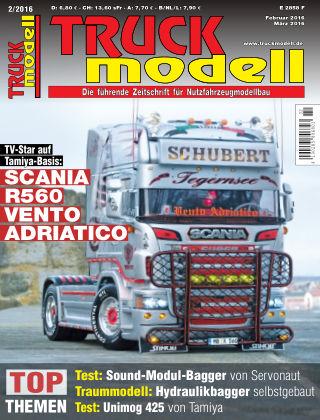 TruckModell 02/2016