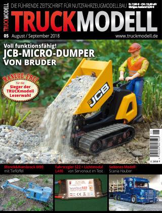 TruckModell 05/2018