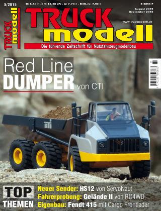 TruckModell 05/2015