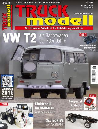 TruckModell 02/2015