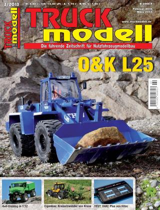 TruckModell 02/2013
