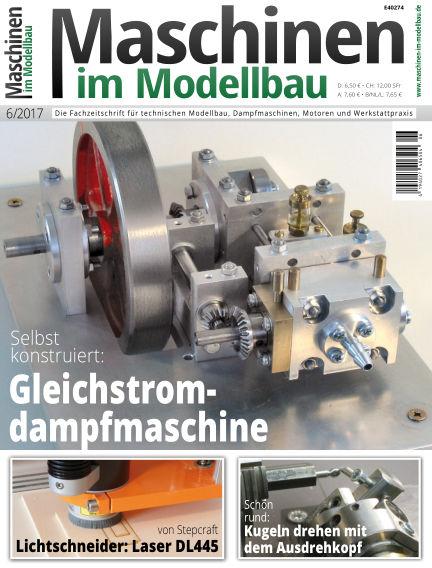 Maschinen im Modellbau October 21, 2017 00:00