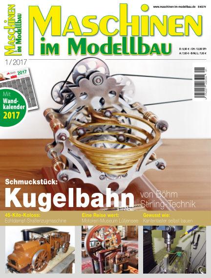 Maschinen im Modellbau December 10, 2016 00:00