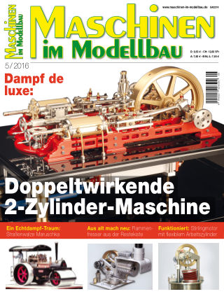 Maschinen im Modellbau 05/2016