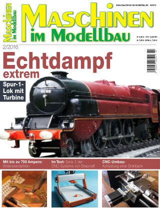 Maschinen im Modellbau 02/2016