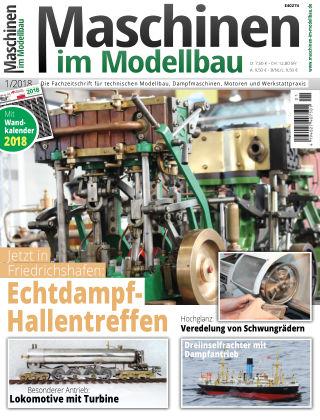 Maschinen im Modellbau 01/2018
