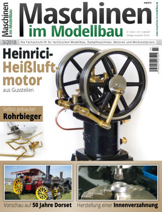 Maschinen im Modellbau 03/2018
