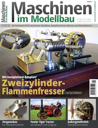 Maschinen im Modellbau 05/2018