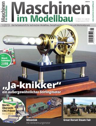 Maschinen im Modellbau 01/2019