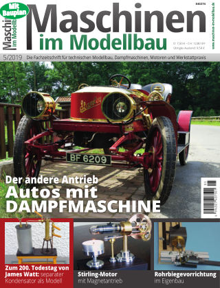 Maschinen im Modellbau 05/2019