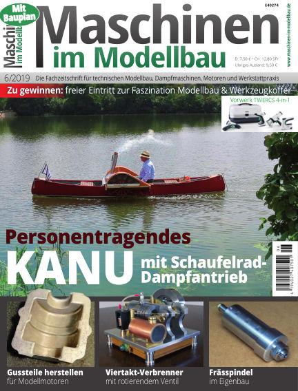 Maschinen im Modellbau October 09, 2019 00:00