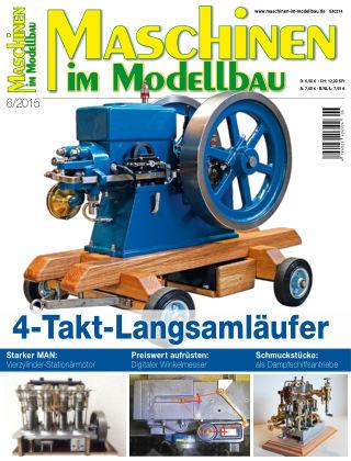 Maschinen im Modellbau 06/2015