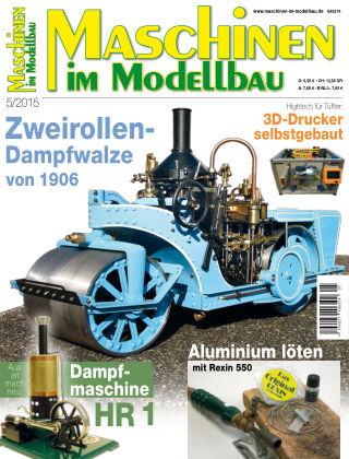 Maschinen im Modellbau 05/2015