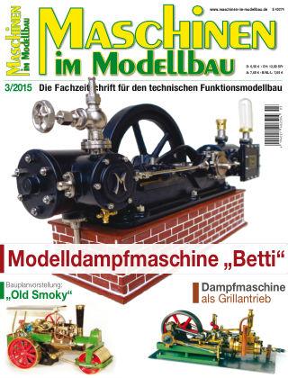 Maschinen im Modellbau 03/2015