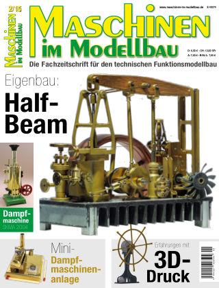 Maschinen im Modellbau 02/2015