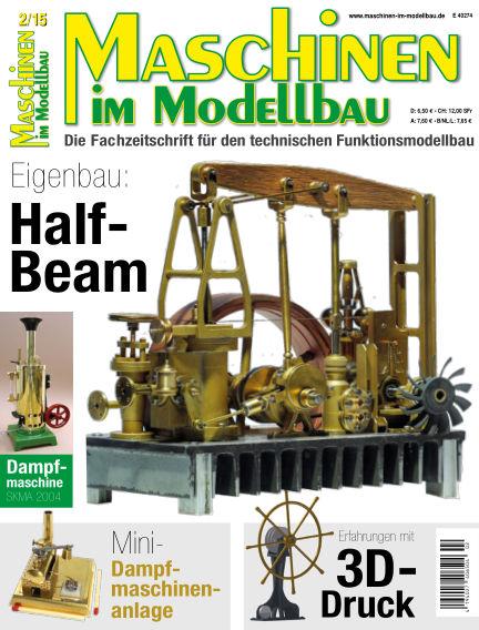 Maschinen im Modellbau February 12, 2015 00:00