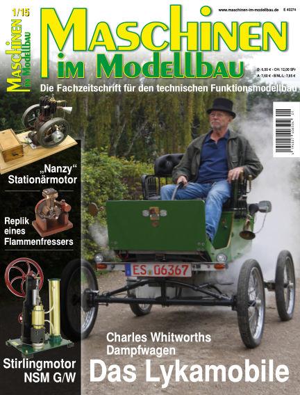Maschinen im Modellbau December 10, 2014 00:00