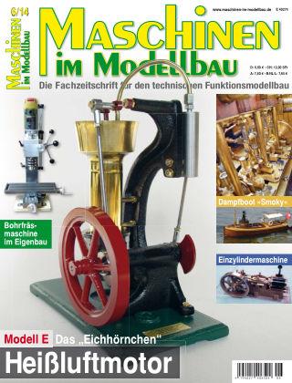 Maschinen im Modellbau 06/2014