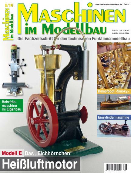 Maschinen im Modellbau November 03, 2014 00:00