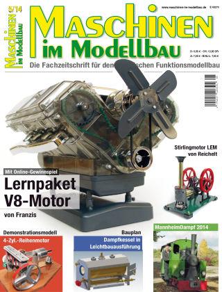 Maschinen im Modellbau 05/2014