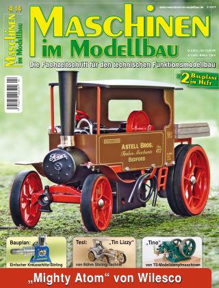 Maschinen im Modellbau 04/2014