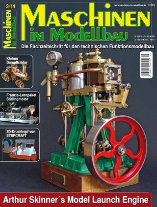 Maschinen im Modellbau 03/2014
