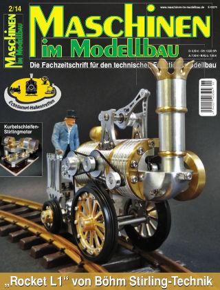 Maschinen im Modellbau 02/2014