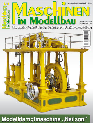 Maschinen im Modellbau 01/2014
