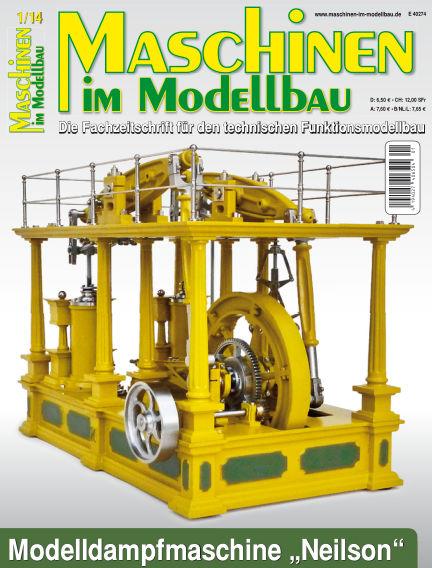 Maschinen im Modellbau January 01, 2014 00:00