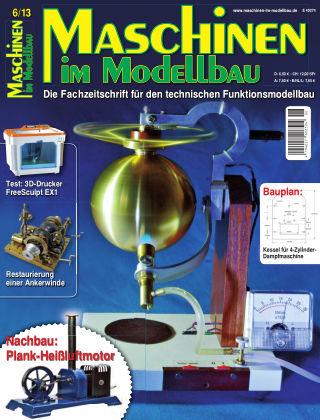 Maschinen im Modellbau 06/2013