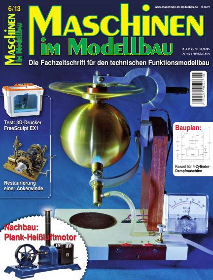 Maschinen im Modellbau November 01, 2013 00:00