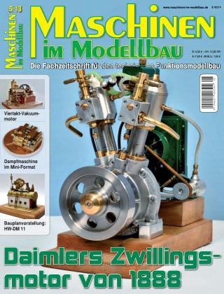 Maschinen im Modellbau 05/2013