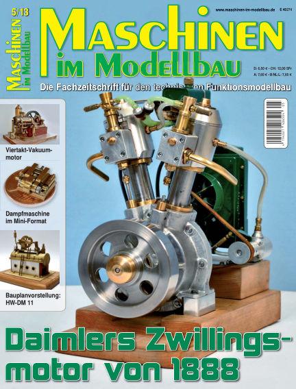 Maschinen im Modellbau September 02, 2013 00:00
