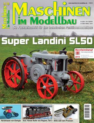Maschinen im Modellbau 03/2013