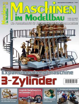 Maschinen im Modellbau 02/2013