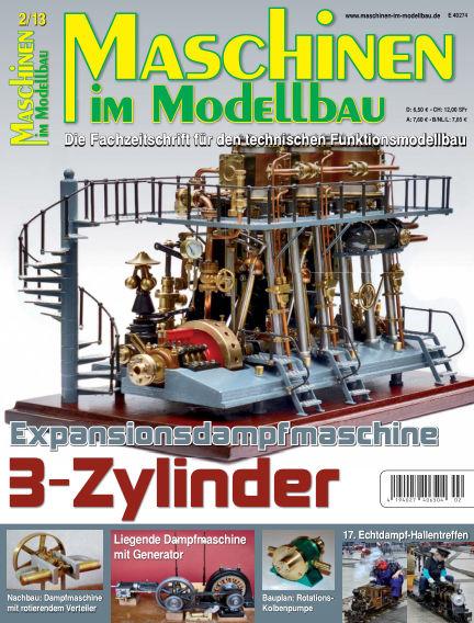 Maschinen im Modellbau March 01, 2013 00:00