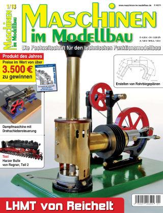 Maschinen im Modellbau 01/2013