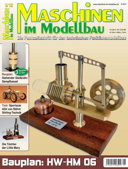 Maschinen im Modellbau September 03, 2012 00:00
