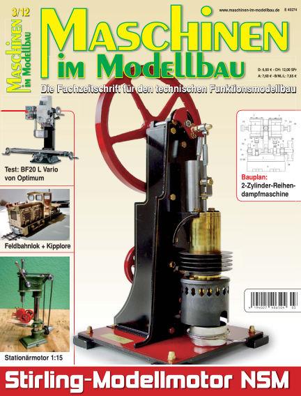 Maschinen im Modellbau May 01, 2012 00:00