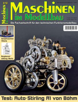 Maschinen im Modellbau 02/2012
