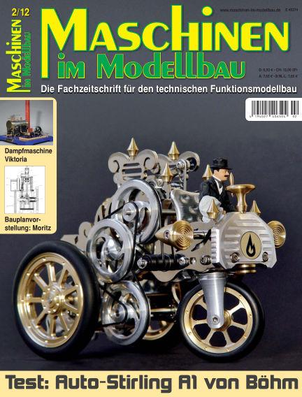 Maschinen im Modellbau March 01, 2012 00:00