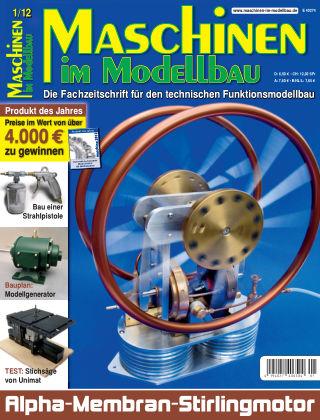 Maschinen im Modellbau 01/2012