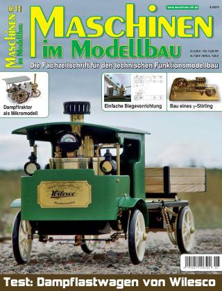 Maschinen im Modellbau 06/2011