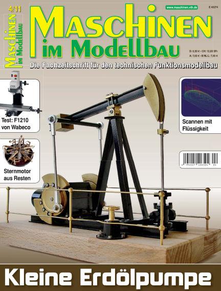 Maschinen im Modellbau July 01, 2011 00:00