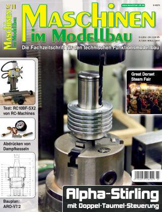Maschinen im Modellbau 03/2011