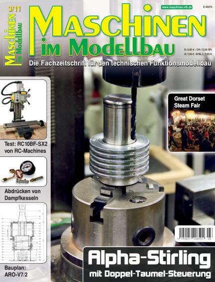 Maschinen im Modellbau May 02, 2011 00:00