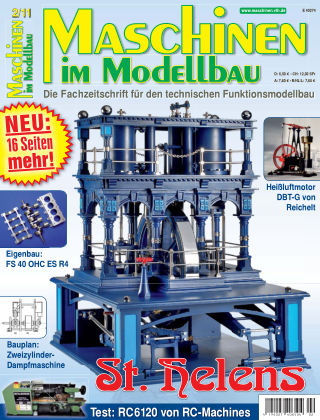 Maschinen im Modellbau 02/2011