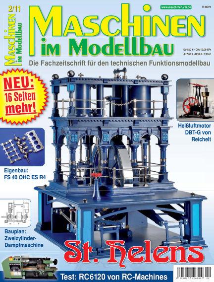 Maschinen im Modellbau March 01, 2011 00:00