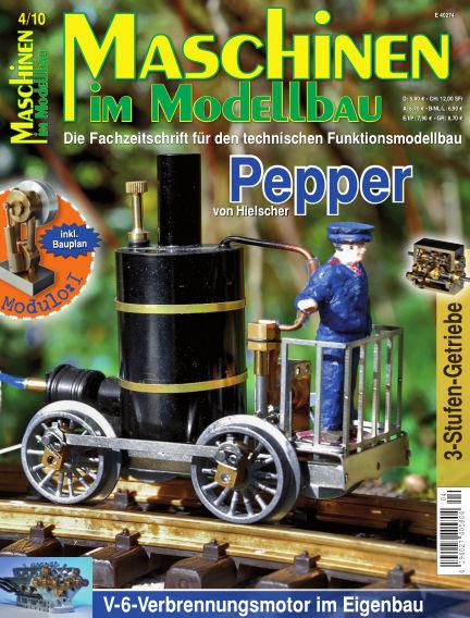Maschinen im Modellbau July 01, 2010 00:00